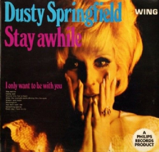 Dusty Springfield - Stay Awhile (LP) (G-/G+)